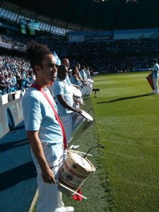 samba drummers for events