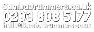 samba drummer london