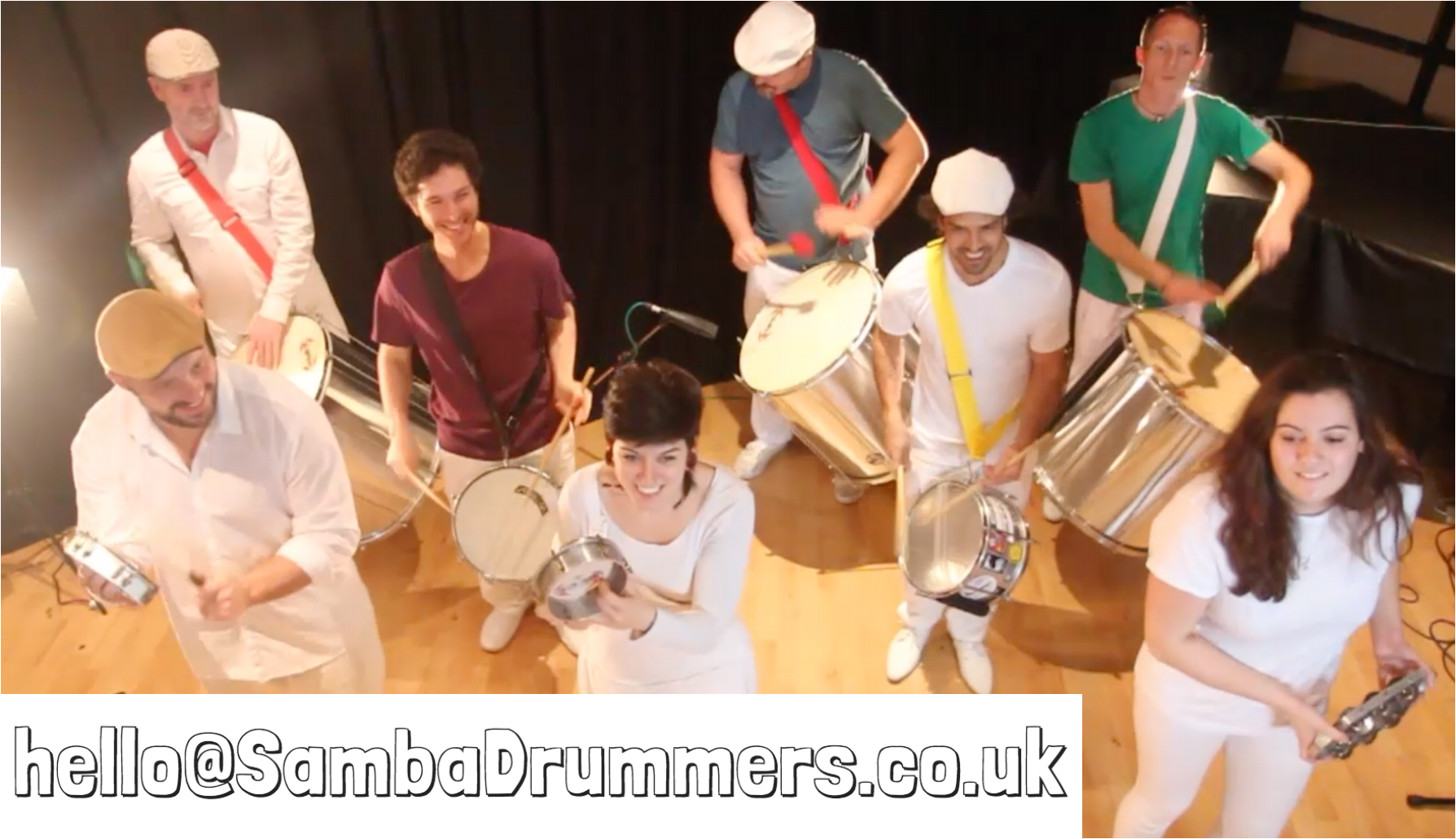 Samba Drummers London